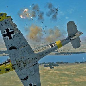 Aerial destruction   il 2 sturmovik