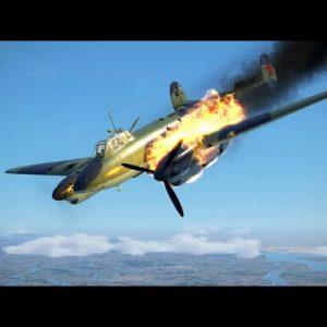 BOMBS and DESTRUCTION IL-2 Sturmovik