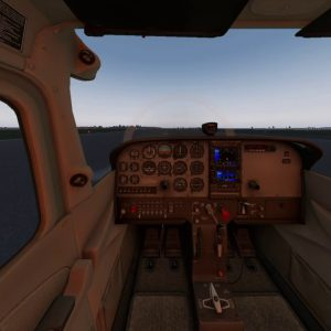 Configuring the Monitor in X-Plane 11