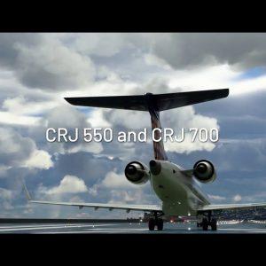 CRJ Announcement Trailer