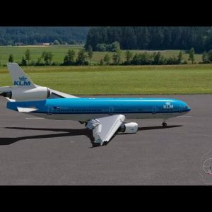 Crosswind Landings With RC Giant Airplanes 2020