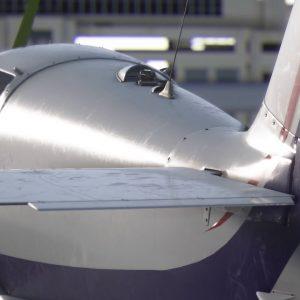 Development Video: DR 400 Hangar not pre-rendered Aug 15, 2019