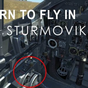 How to fly airplanes in IL2 Sturmovik | RPM, Mixture, flaps, etc.