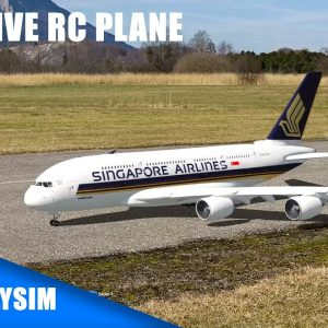 Massive RC Planes - Fast Jets - Helicopters - and more | Aerofly RC
