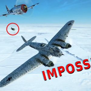 Not Impossible | Landing on top and bombing other airplanes