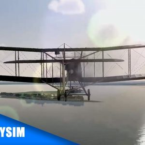 Rise of Flight Pure Game Play