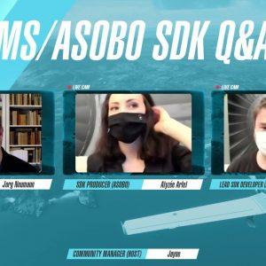 SDK Q&A Twitch Series: April 21st, 2021