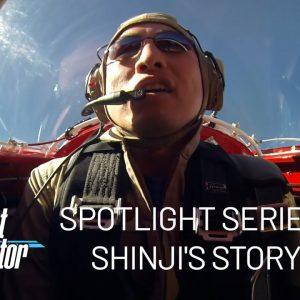 Spotlight Series: Shinji's Story