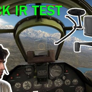 Track IR in action | A simple demonstration in several flight simulators