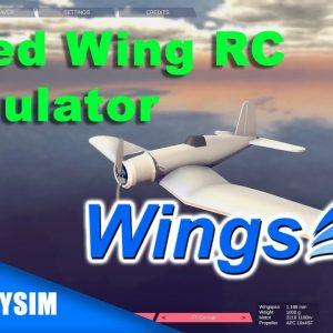 Wings | RC Fixed Wing FPV Simulator