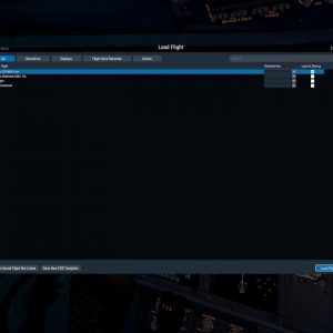 X-Plane 11.10 Situation File Improvements
