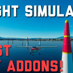 Top 5 Addons YOU Need For Microsoft Flight Simulator | Best Addons For FS2020
