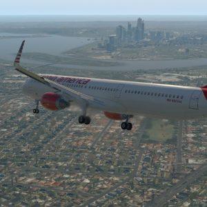 "The ""Redundant Tour"" Part 3 Perth YPPH take off, Langley Park YPLP landing. YPLP WA's oldest airport"