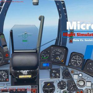 Microsoft Flight Simulator 2020 RAF Blackburn Buccaneer - Russian Intercept - NATO Mission