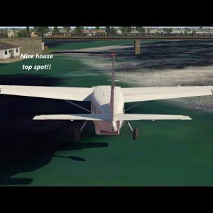 C208 Caravan flight around Trilby Station and Louth NSW. X-plane 11 flight sim. Music: Lee Kernahan.