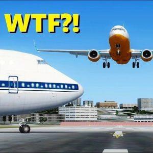 747 Pilot RUINS Realistic Flight Simulator X Session (Multiplayer ATC)