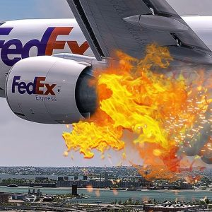 Engine On Fire | Emergency After Takeoff | New Flight Simulator 2018 | 4K