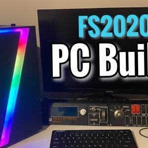 Flight Sim 2020 PC Build | First Gaming PC
