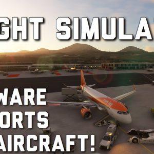 Freeware Aircraft and Airports For Microsoft Flight Simulator