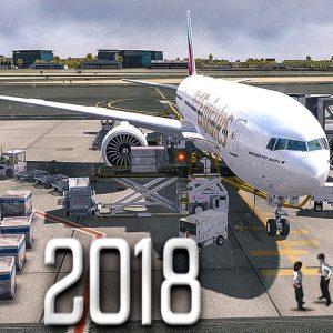 Worlds Longest Flight   13,410 KM - 8,332 Miles   New Flight Simulator 2018 [Spectacular Realism]