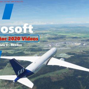 Microsoft Flight Simulator 2020 World Update 5 - Sweden - Stockholm Arlanda Airport - Handcrafted