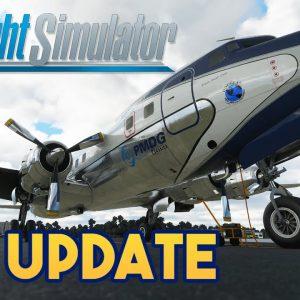 Microsoft Flight Simulator 2020 BIG UPDATE