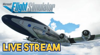 Microsoft Flight Simulator 2020 - RADIALS IN CANADA