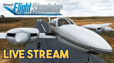 Microsoft Flight Simulator 2020 - SOUTH AFRICA BUSH TRIP - FLIGHT 1