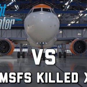 Microsoft Flight Simulator Vs. X-Plane 11 | Has MSFS Killed X-Plane 11?
