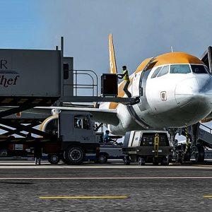 New Flight Simulator 2018 in 4K | Beautiful Realism | P3D 4.3