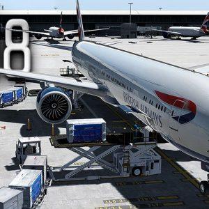 New Flight Simulator 2018 in 4K - P3D 4.3 | Spectacular Realism