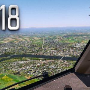 New Flight Simulator 2018 - P3D 4.2 [Incredible Realism]