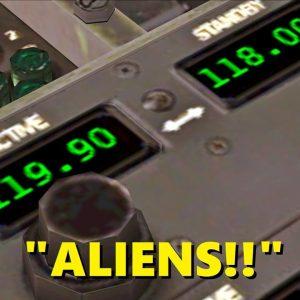 Pilots Being Toxic on Radio in Flight Simulator X (Multiplayer ATC)