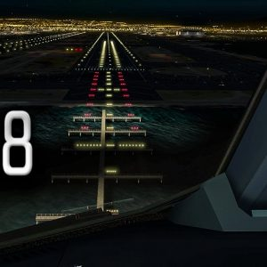 New Flight Simulator 2018 | Spectacular Approach and Landing at San Francisco [Ultra Realism]