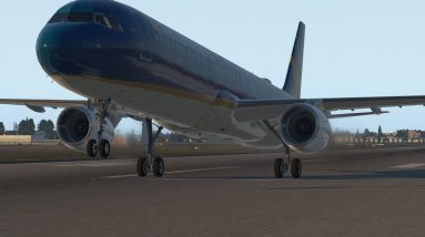 """Part 5 of the """"Redundant Tour"""" is Adelaide YPAD Airport, Airbus A321 Vietnam Airlines livery X-plane"""