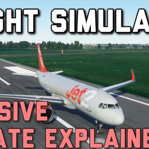 Massive Update For Microsoft Flight Simulator RELEASED | Patch 2 Explained