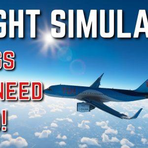 Top 5 FUN Things YOU Need To Do In Microsoft Flight Simulator   FS2020