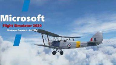 Microsoft Flight Simulator 2020 - Royal Air Force Honington UK - Highly Detailed Scenery For free