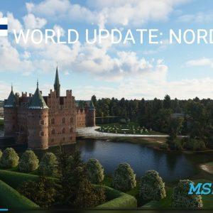 Microsoft Flight Simulator 2020 World Update 5 Norway - Landing in Alesund - Stunningly Beautiful