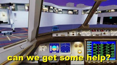 Why Flights Get Delayed in Flight Simulator X (Multiplayer)