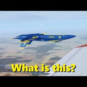 Why You Don't Squawk 7500 in Flight Simulator X (Multiplayer)