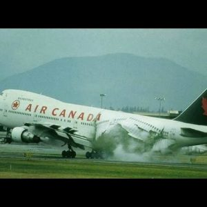 XPLANE11 - 747-400 - EMERGENCY LANDING -DEFECTIVE LANDING GEAR
