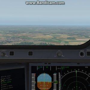 Xplane11 -  A350 XWB - 10 NM APPROACH to LFPG - HD - VFR