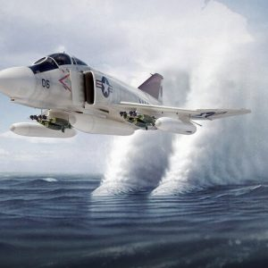 Xplane11 - McDonnell Douglas F4 Phantom II - MARSEILLE OVERVIEW - MACH 1