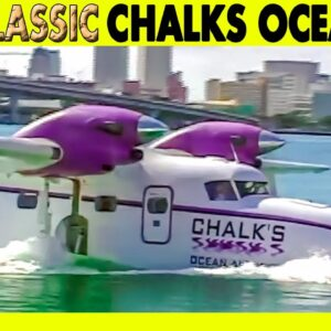 CHALKS Mallard Ft Lauderdale to Paradise Island Bahamas (2005)