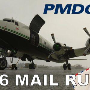 PMDG DC6 | ULTIMATE REALSIM | Real Pilot - Full Flight | Microsoft Flight Simulator