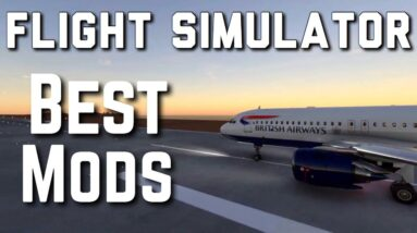 Top 5 FREE Addons YOU Need For Microsoft Flight Simulator   Best Addons For MSFS