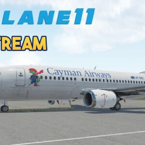 Flight Simulator - X-Plane 11 - Cayman Airways 737-300