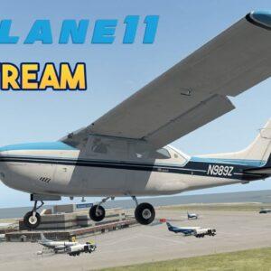 Flight Simulator - X-Plane 11 - CESSNA 210 UK ISLAND HOPPING