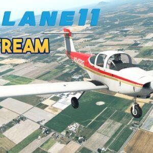 Flight Simulator - X-Plane 11 - GA Flying